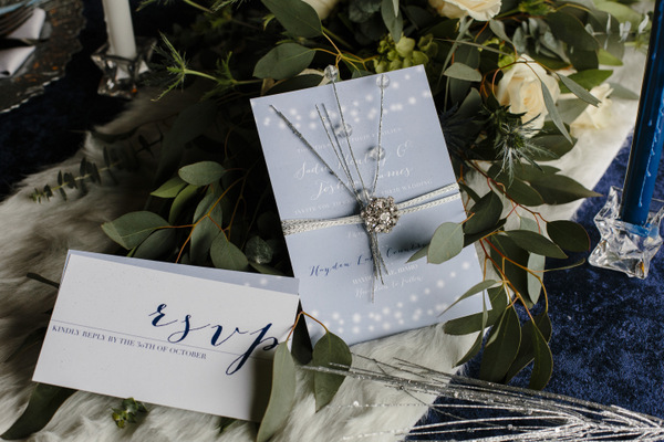 Your Stationery Sets the Tone For Your Wedding-- Do Your Save the Date Right!
