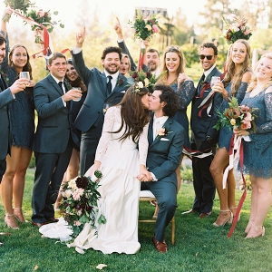 The South Meets the PNW in This Stunning Wedding!