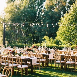 This Late Summer Wedding is Elegant and Welcoming