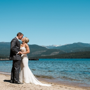 This Picturesque Views in This Lakeside Wedding Are Too Stunning To Miss!