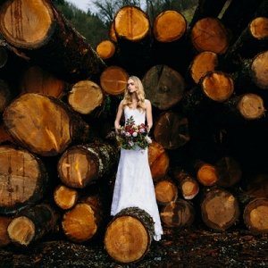 This Stunning Bridal Shot Proves its Worth Thinking Outside the Box for Portraits