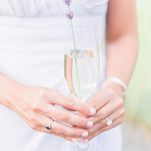 Lavender Prosecco Cocktail