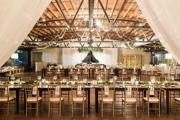 Industrial Wedding Venue