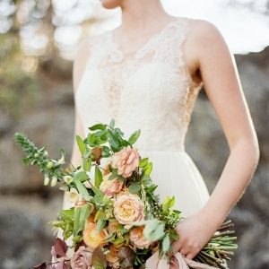 Earth Inspired Wedding Ideas | Alexandra Grace Photography