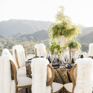 Mountaintop reception