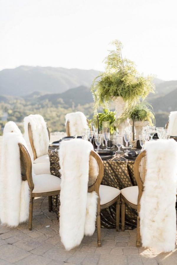 Mountaintop reception