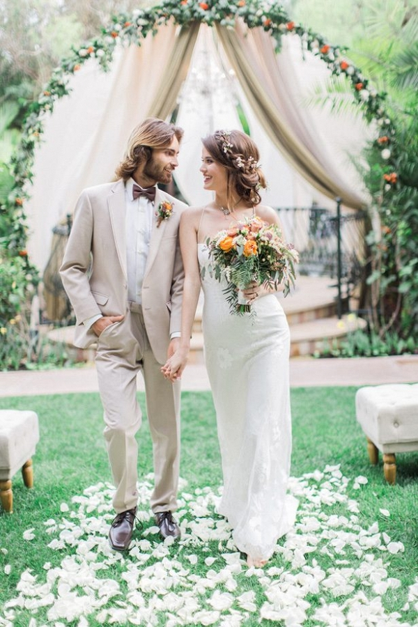 Boho Wedding Picture