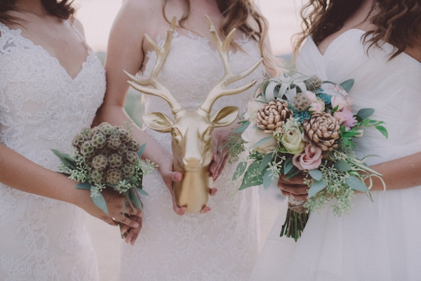 Deer Inspired Wedding