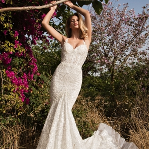 Sexy wedding dress by GALA – Collection No.2 By Galia Lahav