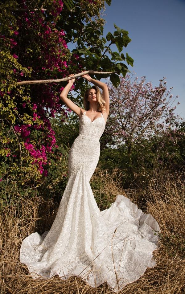 Sexy wedding dress by GALA – Collection No.2 By Galia Lahav