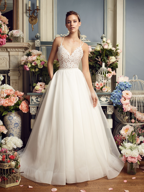 Mikaella Wedding Dress Collection - Aisle Society