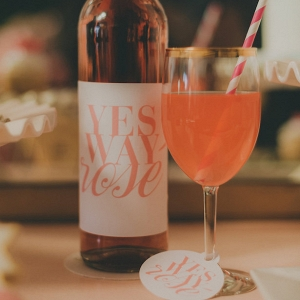 Yes Way Rose Bridesmaid Party