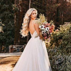 Stella York Wedding Dress  7340-2
