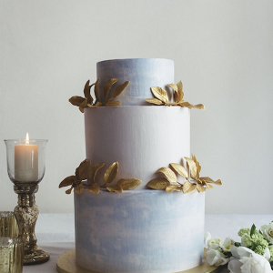 Greek inspired wedding cake