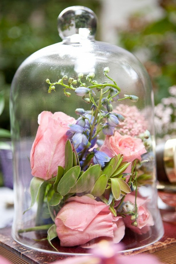 Spring Wedding Centerpiece