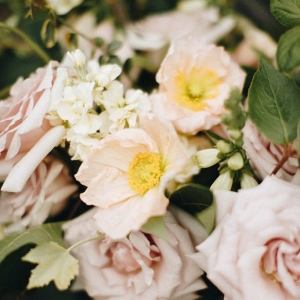 Magnificent wedding bouquet by Eve Floral Co.