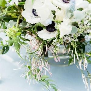 Elegant Spring Floral Centerpiece