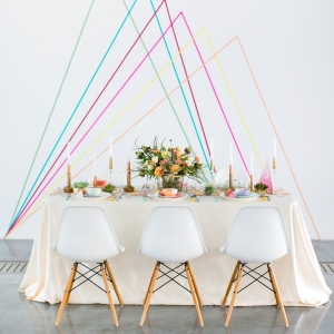 Spring-Geometric-Wedding-Inspiration