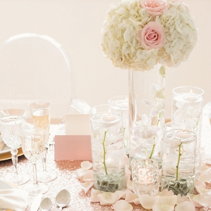 Blush Wedding Tablescape Inspiration