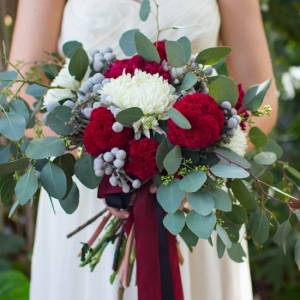 Handmade Bridal Bouquet : Romantic Floral Garden Inspired Styled Shoot