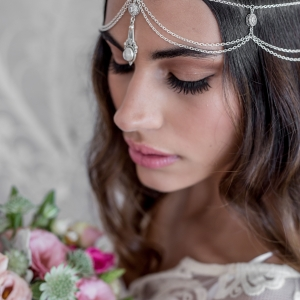 Bright Bridal Delight - A Boho Bride - Brisbane Wedding Weekly