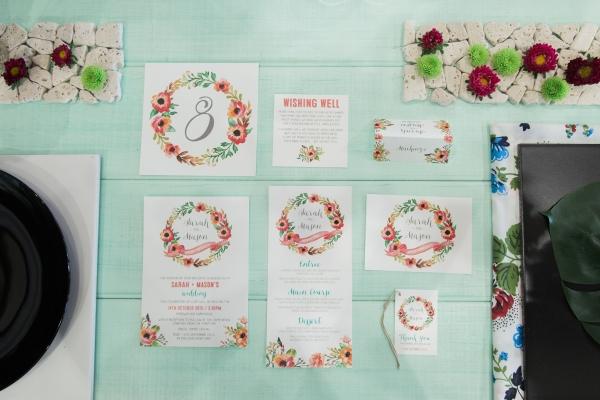 Bright Bridal Delight - A Boho Bride - Brisbane Wedding Weekly