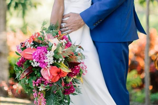 Bula Bride // Fiji Wedding Colour Shoot