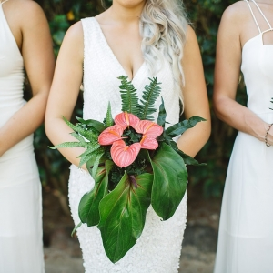 Bula Bride // Tropical Bouquets