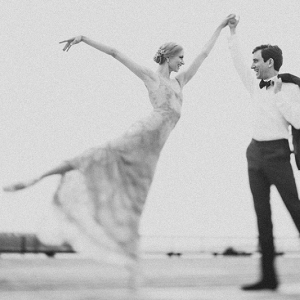 Two Professional Ballet Dancers Getting Married Seattle