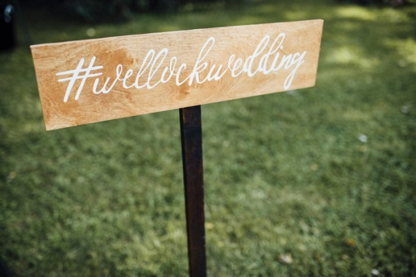 Wedding Hashtag