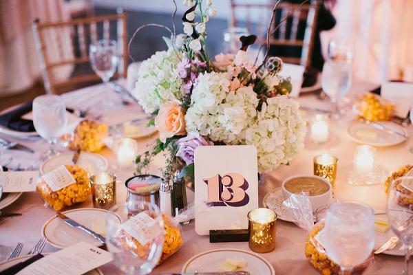 Textural Asymmetrical Florals Mercury Glass Soft Uplighting Romantic Whimsical Pittsburgh Wedding