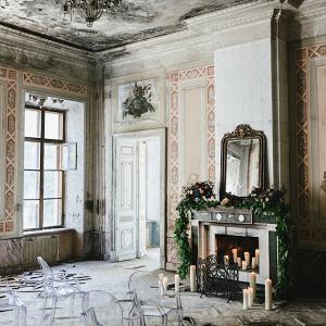 Fireplace altar