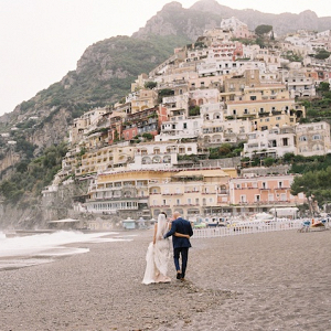 Positano destination wedding