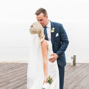 classic Bayside Maryland wedding on Burnett's Boards