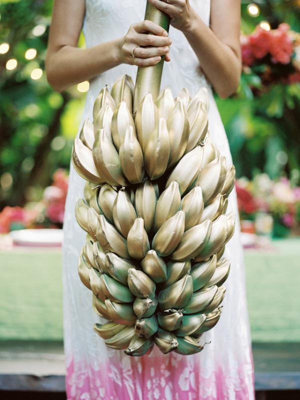 Bananas in Weddings