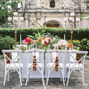 Tropical Guatemala wedding