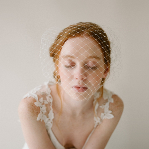 15 Beautiful Birdcage Veils