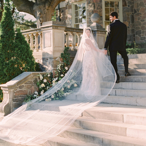 Cassandra Cathedral Length Veil