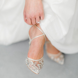 Top 6 Bridal Shoes Mistakes to Avoid