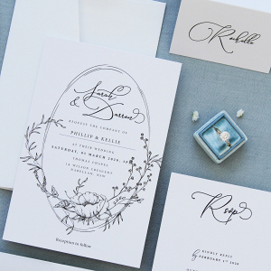 Printable Wedding Invite