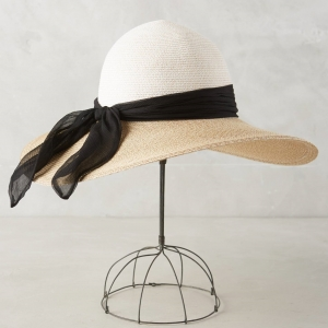 Anthropologie 'Honey' Floppy Sun Hat