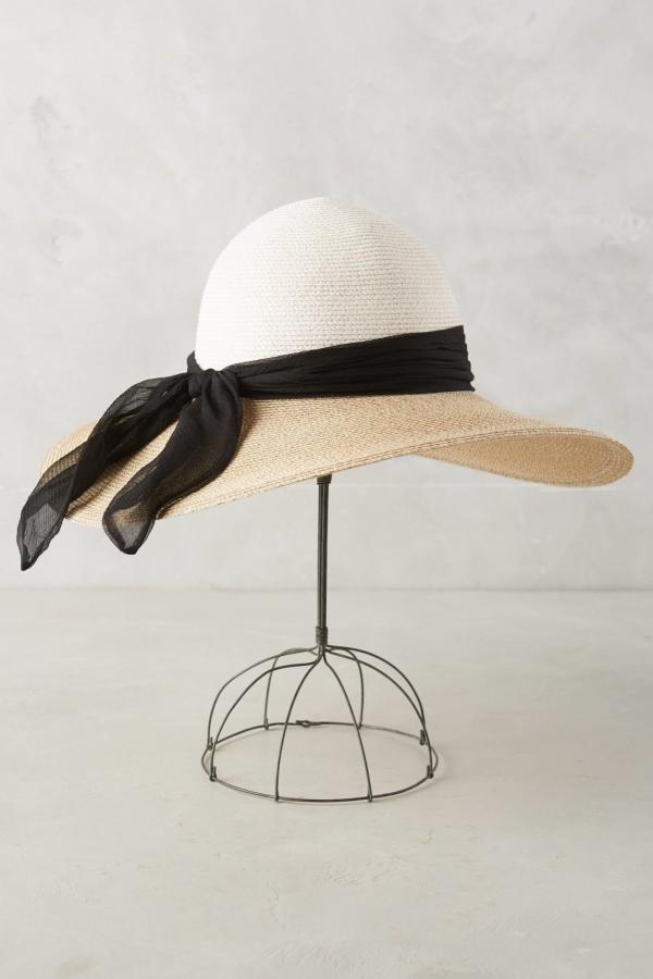 Anthropologie 'Honey' Floppy Sun Hat