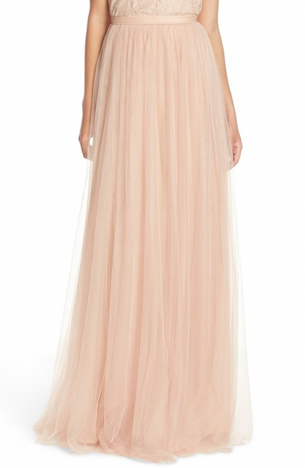 Arabella Bridesmaid Tulle Skirt