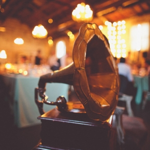Vintage Gramophone | Photography - Chris Spira Photography