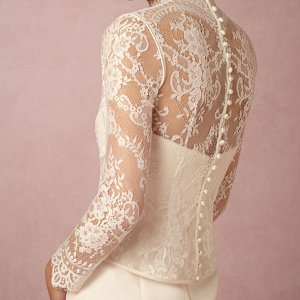 BHLDN Dahlia Topper by Catherine Deane