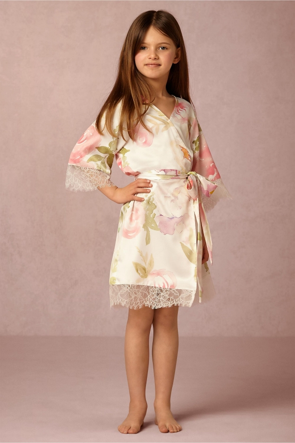 BHLDN 'Garden Girl' Flower Girl Robe