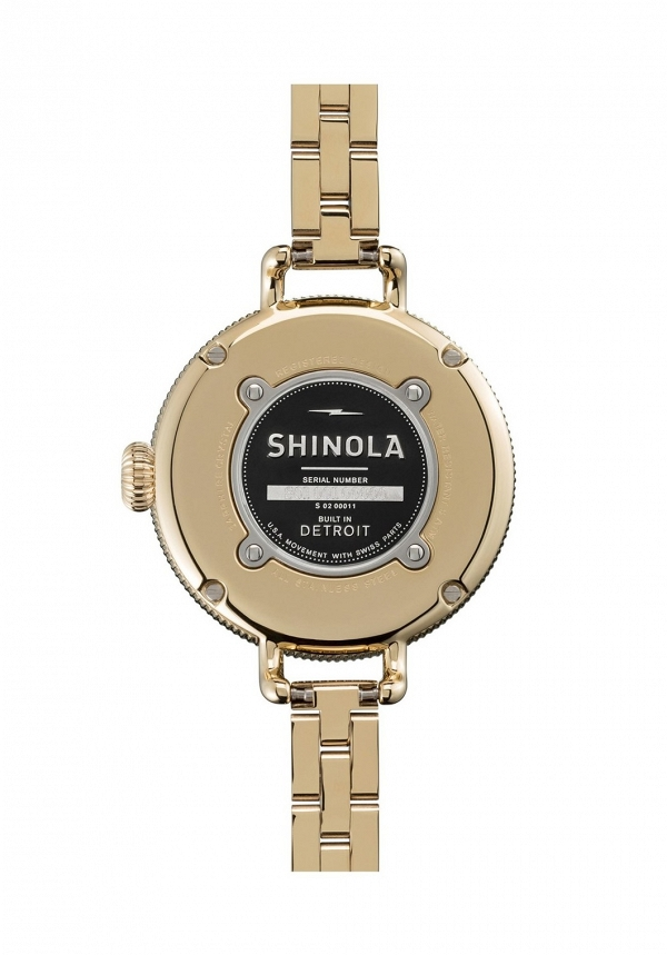 'The Birdy' Bracelet Watch, 34mm