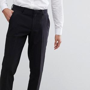 Skinny Fit Black Pants