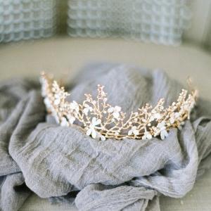 Bridal Crown Headpiece