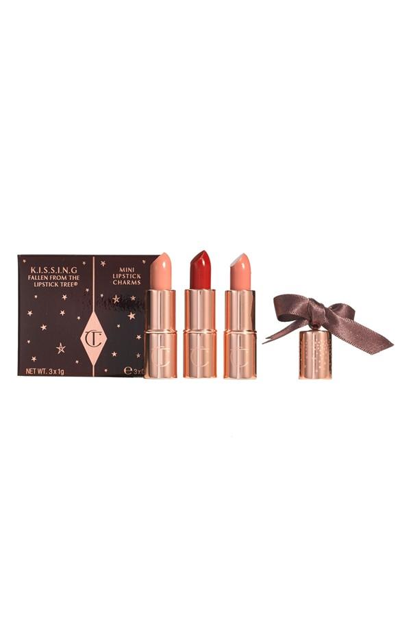 Charlotte Tilbury Mini Lipstick Charm Set